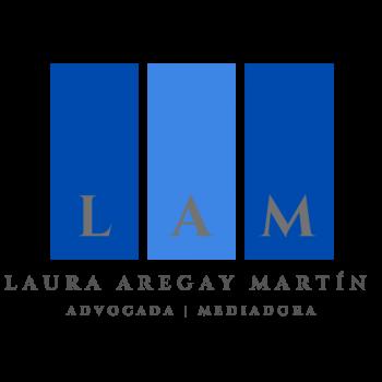 Laura Aregay Martin Logo